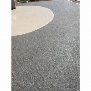 Kit Moquette De Pierre : terrasse en r sine kit 75 m gris fonc 2 4mm ~ Farleysfitness.com Idées de Décoration