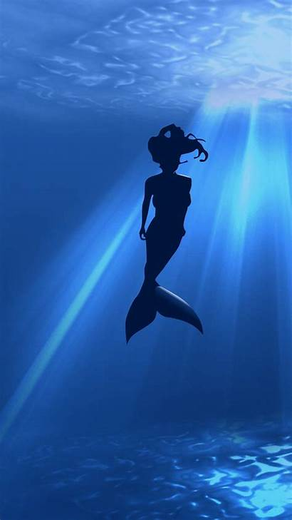 Mermaid Iphone Background Wallpapers Scales Screensavers Wallpapersafari