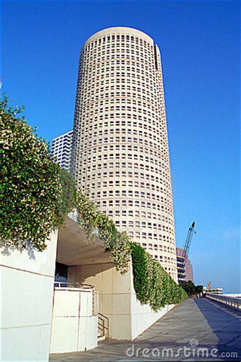 tall  building  river  tampa florida royalty