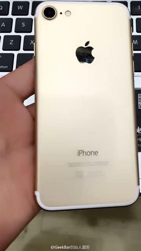 iphone 7 prototype alleged iphone 7 prototype leaks