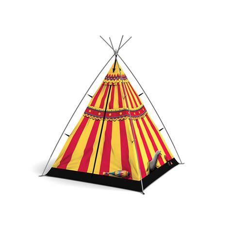 tente de cing pour enfant th 232 me cirque fieldcandy