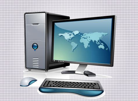 Vector Image Desktop by 10 Free Computer Vector Images Free Laptop Computers
