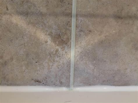 bathroom wall tile stain removal bespoke repairs