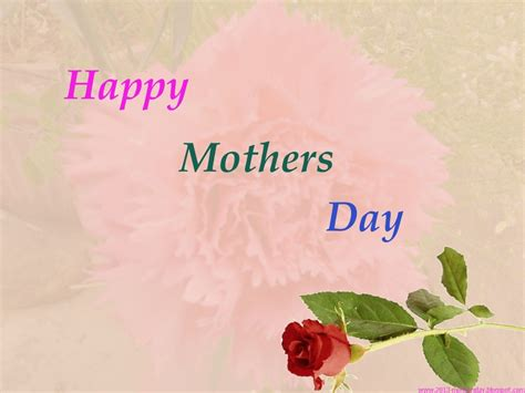 happy mothers day to my happy mothers day greetings 2013