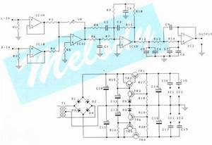 Circuit Diagram Active Passive Subwoofer Lets You Enjoy