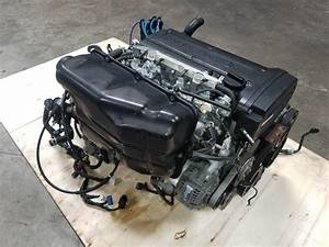 4age 20v Blacktop Engine With 6 Speed Manual Transmission
