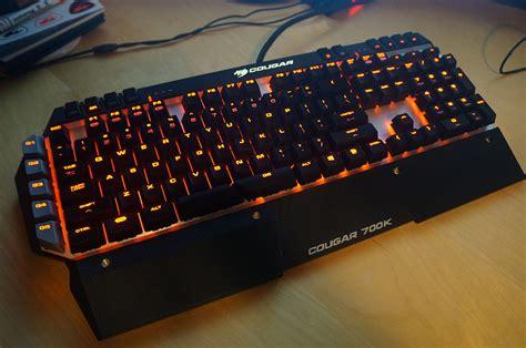 pretty gaming keyboard  cougar