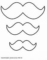 Mustache Party Coloring Decorations Pages Printable Template Moustache Outline Templates Shirt Stencil Diy Mustaches Birthday Print Crafts Designs Tori Grant sketch template