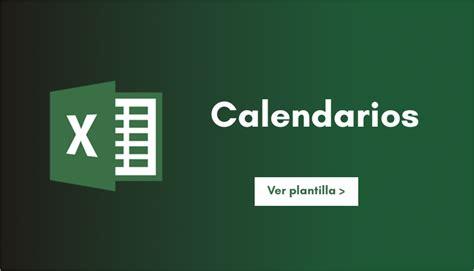 calendarios imprimir