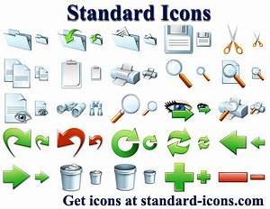 Standard Icons full Windows 7 screenshot - Windows 7 Download