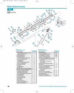 The Genie A Division Of Overhead Door 315390r2 Garage Door