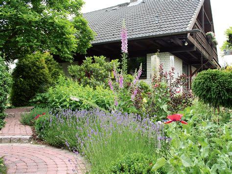 Der Vorgarten Visitenkarte Des Hauses