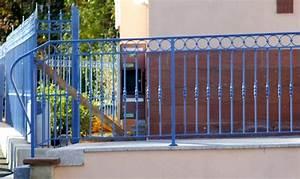 Garde Corps Fer Forgé Castorama : garde corps en fer forg metal concept escalier ferronnerie d 39 art alsace ferronnier strasbourg ~ Melissatoandfro.com Idées de Décoration