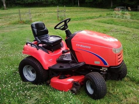 Maybe you would like to learn more about one of these? SIMPLICITY LEGACY 20 For Sale In Abbottstown, Pennsylvania | TractorHouse.com