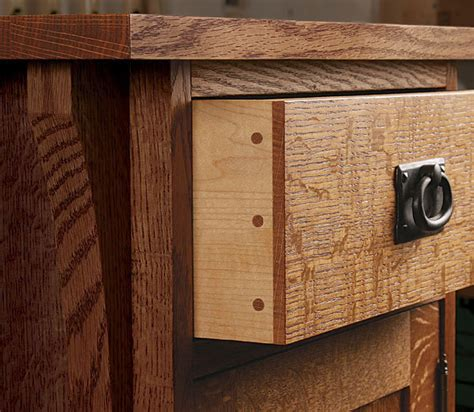 fine drawers  dovetails finewoodworking