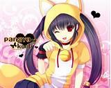Anime neko girl pictures