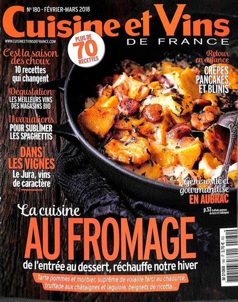 cuisine vins journaux fr cuisine et vins de