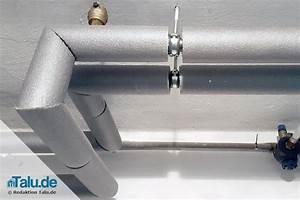 Verkleidung Heizungsrohre Basteln : heizungsrohre isolieren diy anleitung in 9 schritten ~ Orissabook.com Haus und Dekorationen