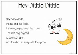 Hey Diddle Diddle poem Top Teacher - Innovative and