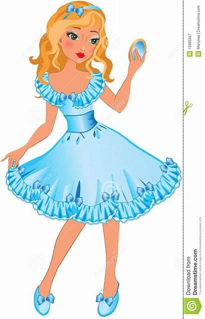 Mirror Clipart Princess Pretty Clip Cartoon Disney