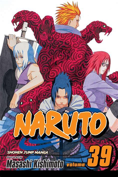 Naruto Vol 39 Book By Masashi Kishimoto Official