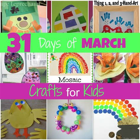 mamas like me 31 days of march crafts for pre k 928   d21f390f5a72a03ab2aaeb4e259694aa