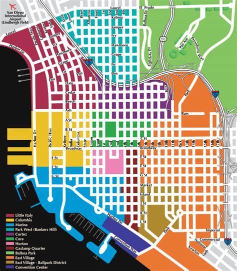 offenders san diego map downtown san diego neighborhood map my blog