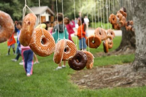 I Have Always Wanted To Play The Hanging Donut Game