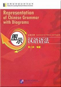 Representation Of Chinese Grammar With Diagrams Chinese Edition