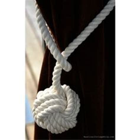 nautical curtains curtain rod finials and curtain rods on