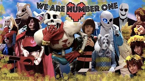 We Are Number One But Undertale
