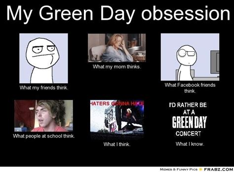 Green Day Memes - 73 best images about green day memes on pinterest