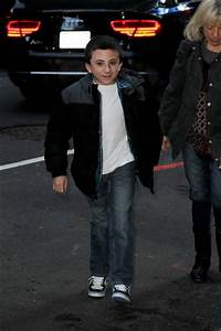 Atticus Shaffer Photos Photos - Atticus Shaffer Visits ...