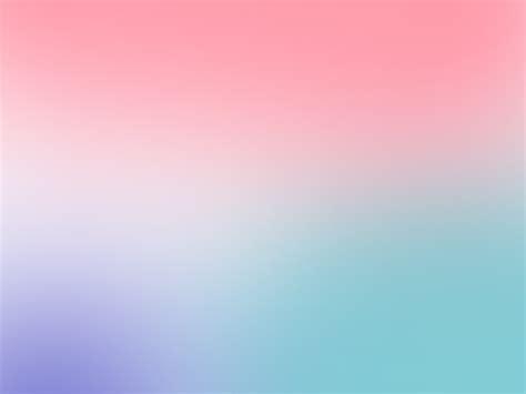 Pink Purple And Blue Pastel Gradient  Via Tumblr