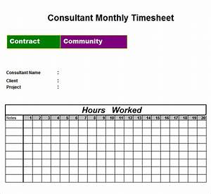 Free Contractor Invoice Template Word Free 6 Sample Time Sheet Templates In Pdf Ms Word Excel