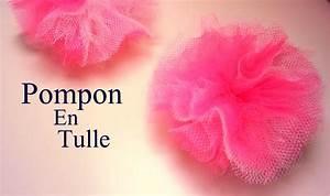 Comment Faire Des Pompons Avec Un Appareil : d i y cr ation comment faire un pompon en tulle youtube ~ Zukunftsfamilie.com Idées de Décoration