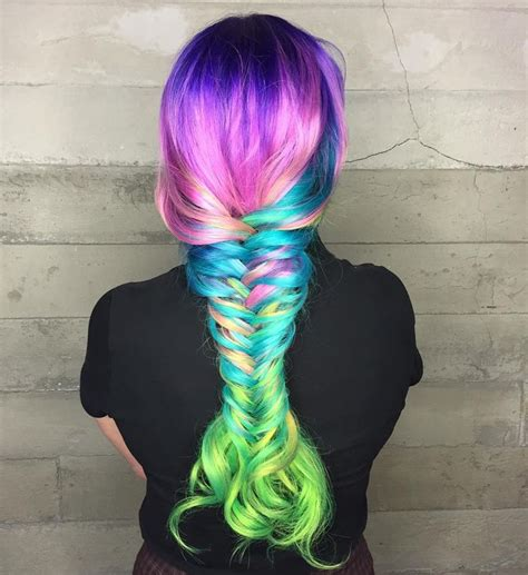 11 Best Images About Fantasy Hair Color Insanely