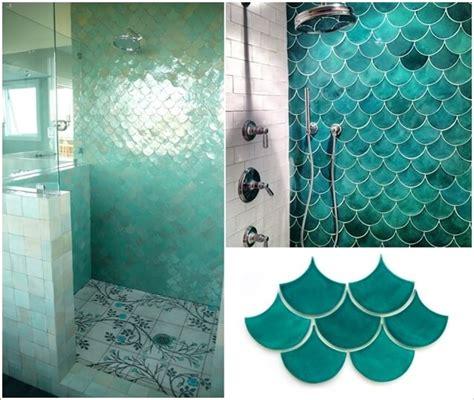 wonderful fish scale pattern decor ideas