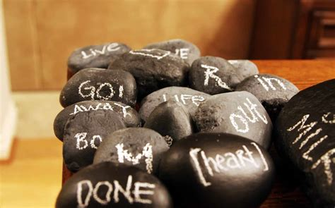 easy rock painting ideas   beautiful