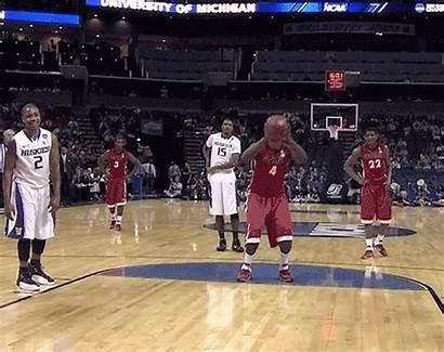 Basketball Shots Terrible Gifs Throw Airball Perform