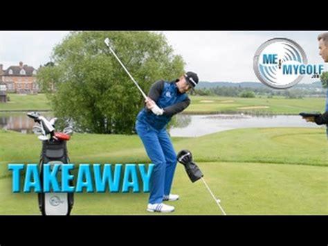 better golf swing takeaway fix for better golf swing
