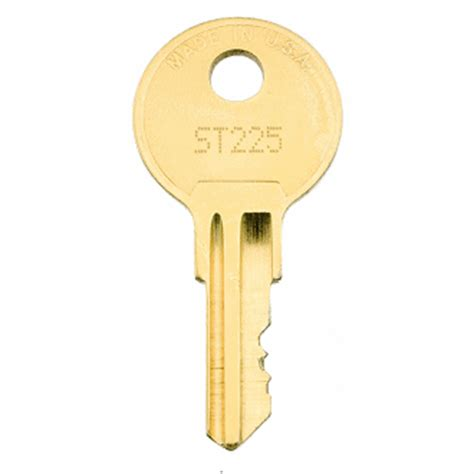 Hon Filing Cabinet Key Lost by Hon St101 St225 Replacement Easykeys