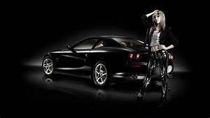 Mädchen & Autos Full HD Wallpaper and Hintergrund ...