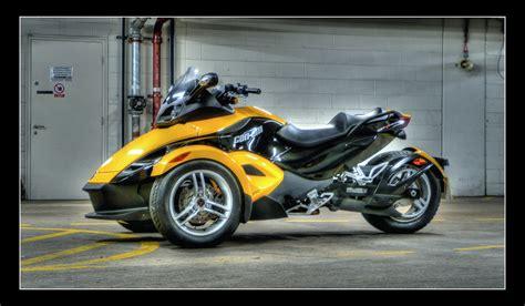 can am trike top gear spyder can am trike 1 spyder can am trike oddly flickr