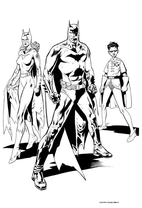 Batman Vs Superman Printable Coloring Pages