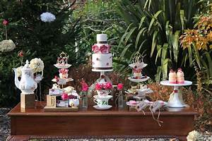 Anthropology High Tea Bridal/Wedding Shower Party Ideas ...