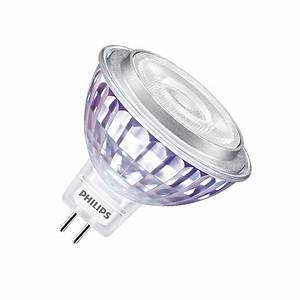 Ampoule Led Gu5 3 : ampoule led gu5 3 mr16 philips 12v spotvle 7w 36 ledkia ~ Dailycaller-alerts.com Idées de Décoration