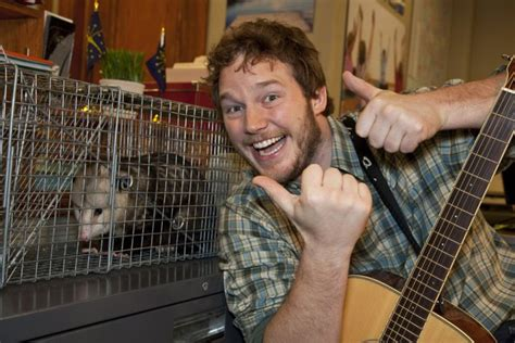 andy dwyer isms        life