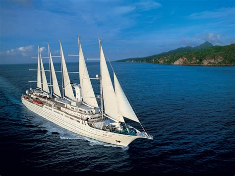 Windstar Cruises The Luxury Tall Ship Cruise Company