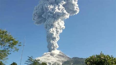 gunung merapi meletus   hari lahir pancasila